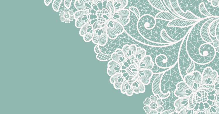 Illustrative lace image